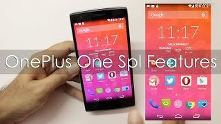 OnePlus One Top 10 Special Features Tips & Tricks
