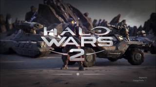 (Louder) 20 Min - Halo Wars 2 - Cratered (Main Menu Theme/2 themes included)