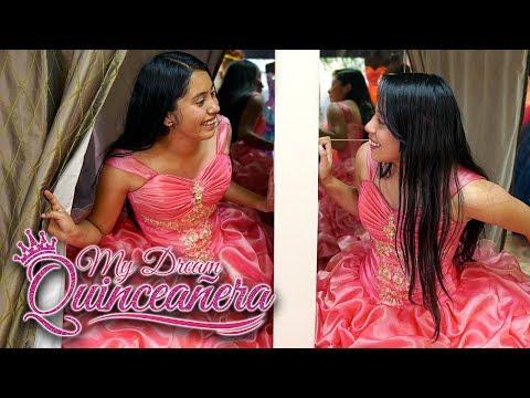 las-dos-princesas- -my-dream-quinceañera---ana-y-rosa-ep-3