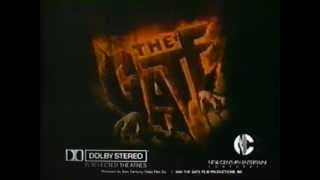 The Gate 1987 TV trailer
