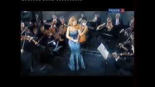 Моцарт 4 й и 5 й скрип концерты Муттер и Зальцб КО
