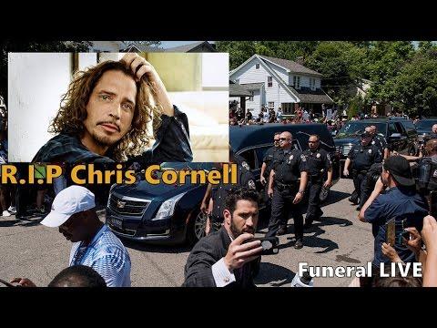 Resultado de imagem para Chris Cornell funeral