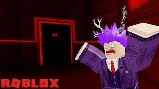 SCP 096! - Roblox The Scary Elevator Gameplay