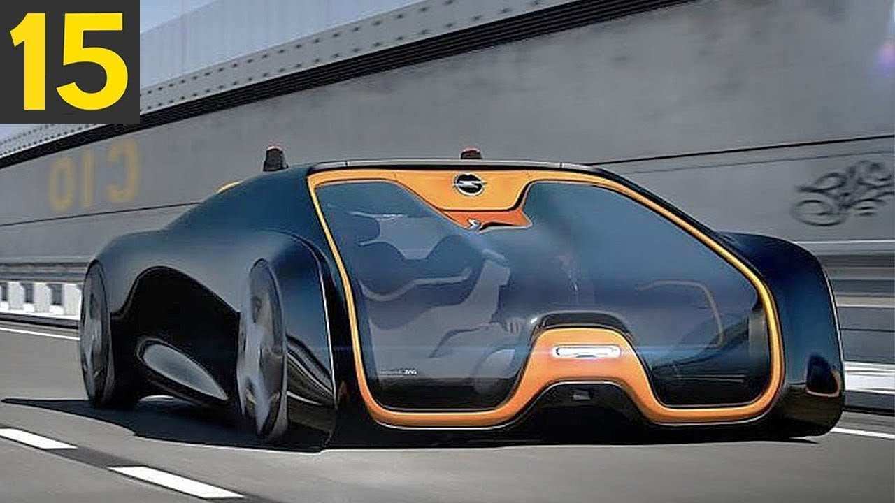 Top 15 Craziest Concept Cars 2020