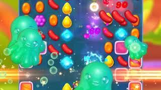 Candy Crush Friends Saga Level 124 🍩💓