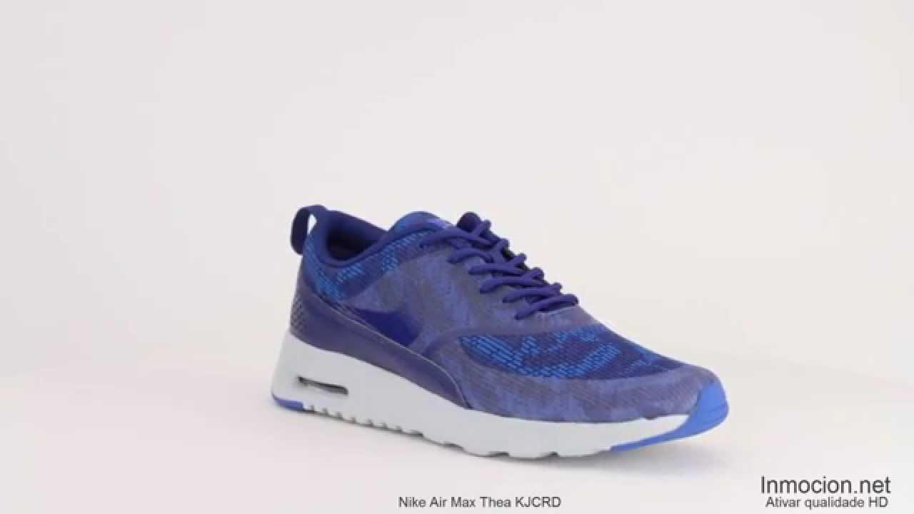 nike air max thea royal blue
