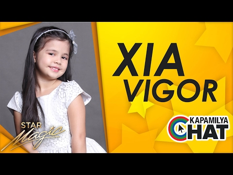 Kapamilya Chat with Xia Vigor for Your Face Sounds Familar Kids