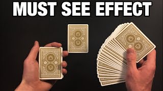 This OUTSTANDING Impromptu Card Trick Will CONFUSE Everyone!