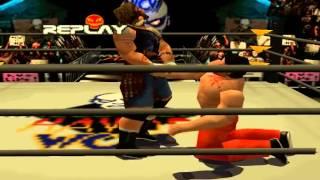 WCW/NWO Revenge - TV Championship - Raven ( Nintendo 64 )