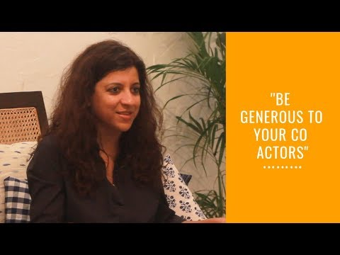 Qualities an Actor should have | Zoya Akhtar | Inside the Artist Collective
