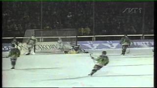 Hammarby IF Bandy - Västerås SK 2 - 2 1996/97