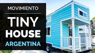 ✅ Tiny House En Argentina!! Todo Sobre El Movimiento ► Casas Pequeñas Sobre Ruedas
