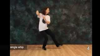 Tai Chi Moves - Free Tai Chi Online Lessons - Moves 4, 5 and 6
