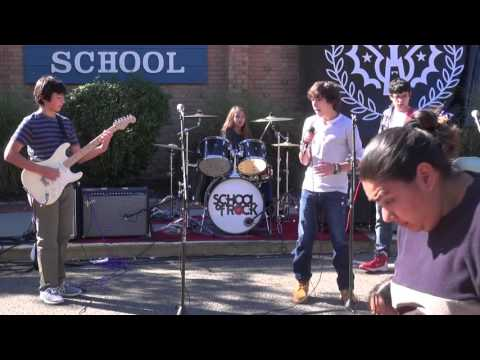 Cult of Personality - Living Colour - Wolfpit School - 10-10-15