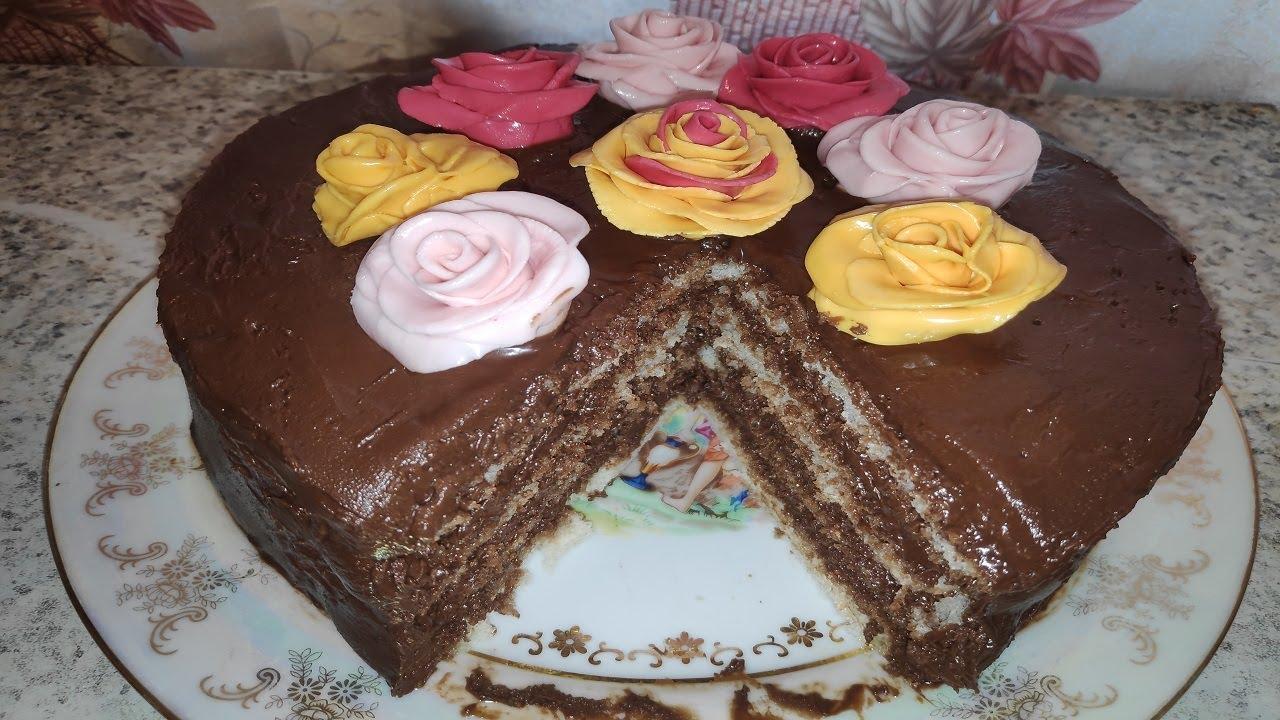 💞REQEM TORTU/Торт цифра/Rakam pasta yapimi/Cake recipe