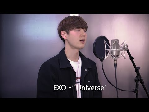 EXO 엑소 - Universe 유니버스 (Cover By Dragon Stone)