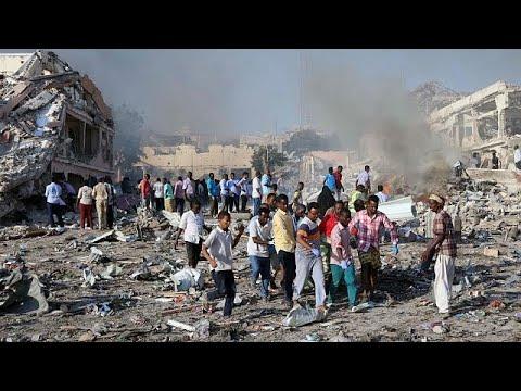 Somalia blast death toll rises above 300