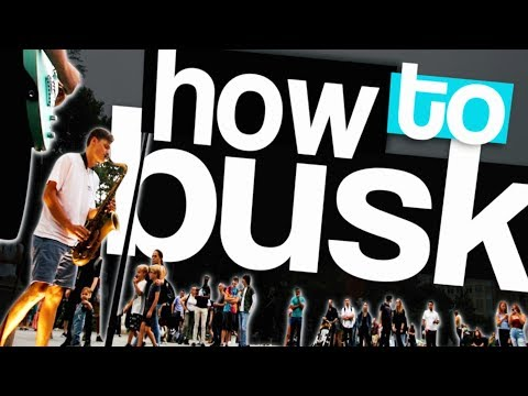 How To Busk