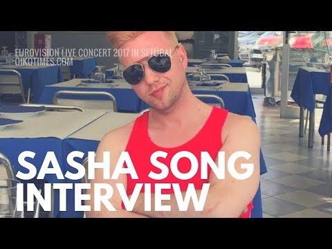 oikotimes.com: Sasha Song (Lithuania 2009) interview at Eurovision Live Concert 2017 in Setúbal