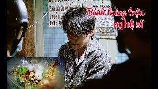Bánh tráng trộn đặc biệt nhất Sài Gòn của anh nghệ sĩ khiến hàng ngàn người mê mẩn