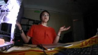Пример видео на Canon 1000D(Камера умеет снимать видео только с компьютером, вроде как можно юзать ее как вебку., 2012-06-20T21:07:59.000Z)