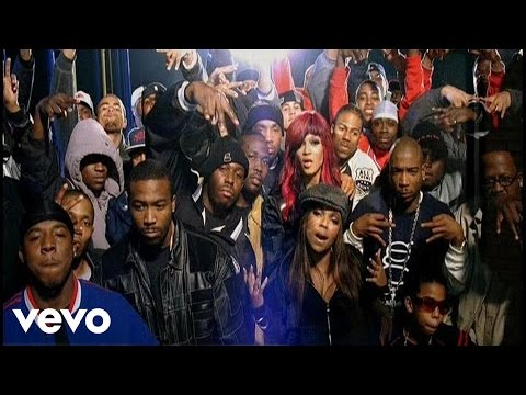 Ashanti - Rain On Me (Remix) ft. Ja Rule, Charli Baltimore, Hussein Fatal