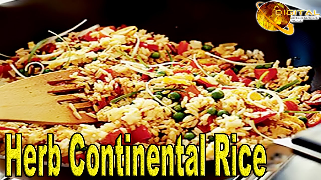 Herb continental rice cooking recipes desi continental herb continental rice cooking recipes desi continental recipes hd video forumfinder Gallery