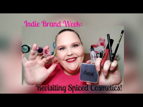 Indie Brand Week: Revisiting Spiced Cosmetics