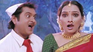 Rupan Dekhani Majhi Tu | Nandesh Umap | Vaishali Samant |  Zunj Ekaki - Marathi Movie Dance Song