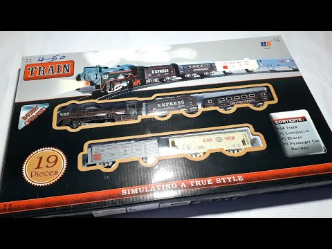 BIG HIGH SPEED TRAIN TOY review and unboxing…..official channel (Indian chatpat toy store)