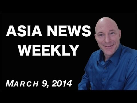 North Korean Missiles, Hate, and Business - Asia News Weekly (3.9.14)