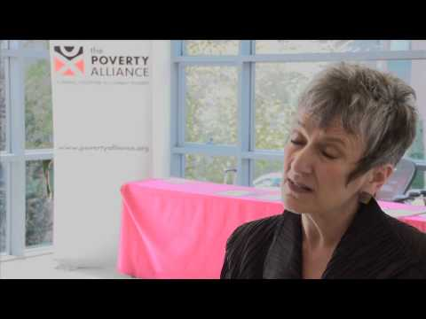 Peter Kelly interviews Julia Unwin, Chief Executive of the Joseph Rowntree Foundation