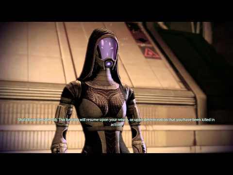 Let's Play Mass Effect 2 43 (The Fleet, Commander Shepard; Lawyer Man, The Old Warhorse)