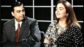 FTF Mukesh Nita Ambani30 8 2003