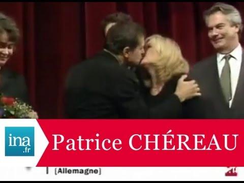 """Patrice Chéreau reçoit l'Ours d'Or à berlin pour """"Intimacy"""" - Archive vidéo INA"""