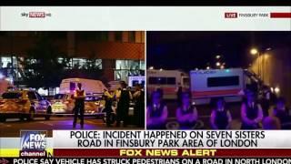 Fred Fleitz on London Mosque Van Attack