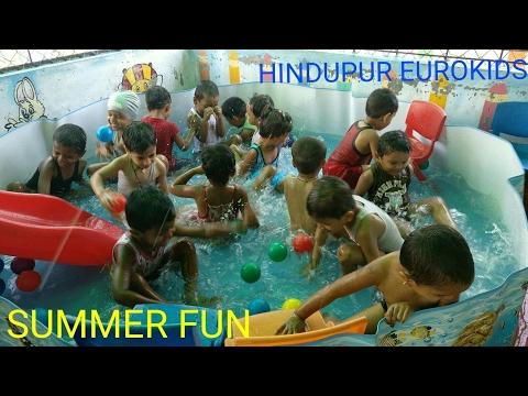 Splash Pool for Kids 🛀