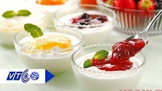Làm kem sữa chua tại nhà: Ngon - mát- lành| VTC