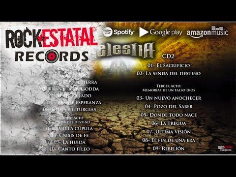 Celestia - Opera Rock (Disco Completo Oficial)