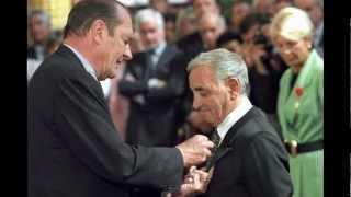 Charles Aznavour Je t