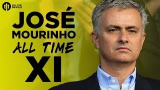 José Mourinho's ALL TIME XI (Before MUFC) | The HUGE Manchester United Debate!