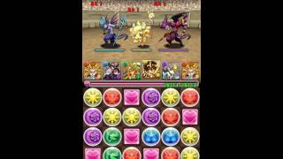 Puzzle And Dragons- Challenge Dungeon! 2 - Lv 4 (Reward TAMADRA HP+3 ATK+3 RCV+3)) パズドラ
