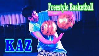 Freestyle Basketball Battle日本一決定戦 KAZ ハイライト