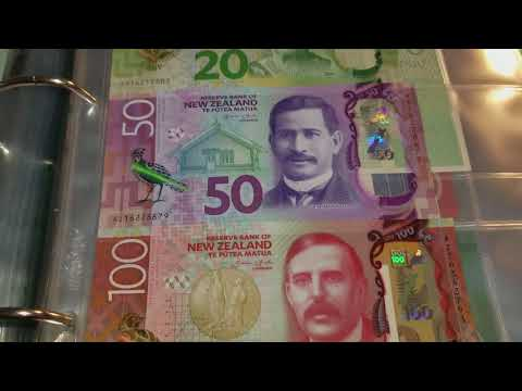 2017 world paper money collection update part 5 of 6