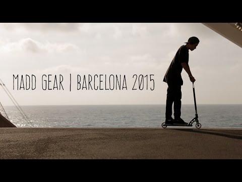 Madd Gear | Barcelona 2015