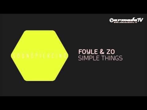 Foyle & Zo - Simple Things (Original Mix)
