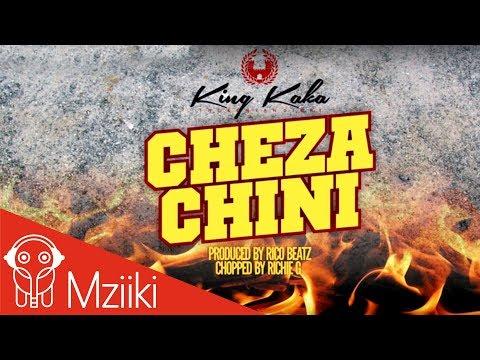 King Kaka - Cheza Chini (Official Audio)