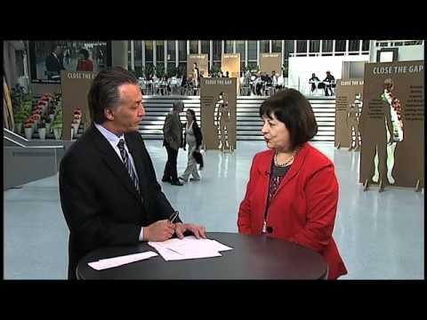 Interview with Laila Iskandar