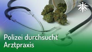 Polizei durchsucht Arztpraxis | DHV-News #198