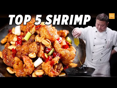 top-5-shrimp-recipe-by-masterchef-|-how-to-|-yummy-chinese-food